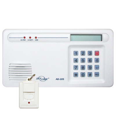 Skylink Wireless Security Emergency Dialer, 1-Way, With Panic Button