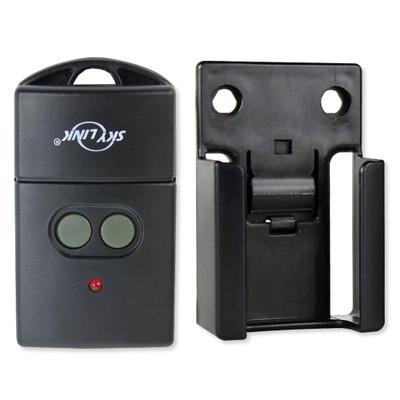 Skylink Garage Door Opener Keychain Transmitter, 2-Button (Open Box)