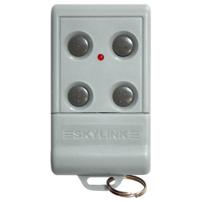 Skylink Garage Door Opener Keychain Transmitter, 4-Button