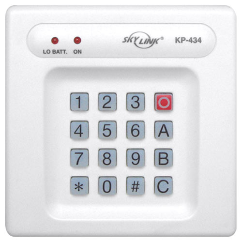Skylink Wireless Security Keypad Transmitter