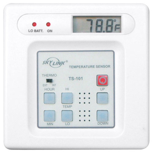 Skylink Wireless Security System Temperature Sensor