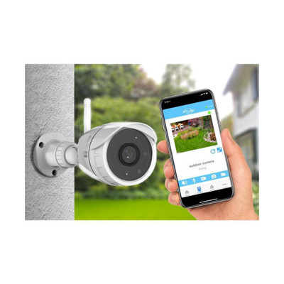SkylinkNet Outdoor Wireless Camera