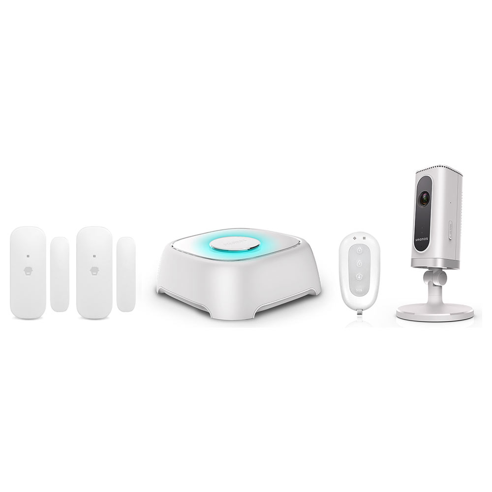 smanos W020i Wi-Fi Security Alarm System with IP Camera