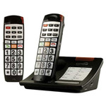 Serene DECT 6 Amplified Cordless Phone with Expansion Handset