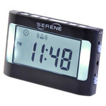 Serene Vibrating Travel Alarm Clock