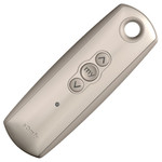 Somfy Telis 1 RTS Silver Remote, 1-Channel