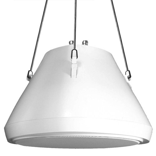 ... Speco Hanging Pendant Speaker 8 Ohm White ...  sc 1 st  Home Controls : ohm lighting - azcodes.com