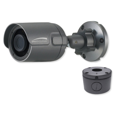 Speco 2MP HD Intensifier IP Bullet Camera, 3.6mm Lens with Junction Box