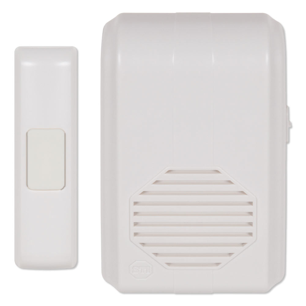 STI Wireless Doorbell Chime with Receiver Kit