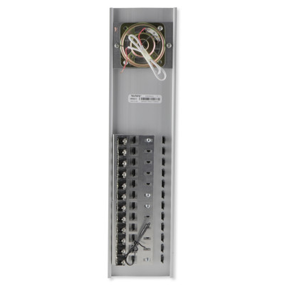 TekTone Vandal-Resident Entrance Speaker Panel with Buttons and Name Holders