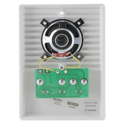 TekTone Apartment Speaker Station, 4 Wire, Surface Mount