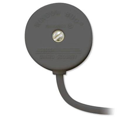 USP Window Bug Glass Break Sensor, Gray