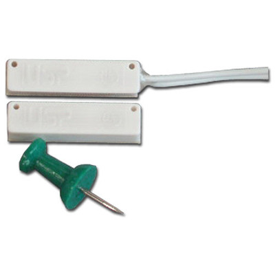 USP Micro Mini Stick-On Contact (3/5 In. Gap, NC), White