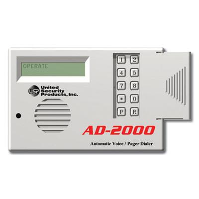 USP Automatic Voice Dialer, 4 Messages
