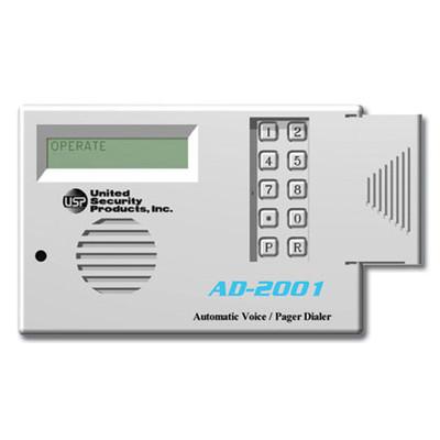 USP Automatic Voice Dialer, 2 Messages