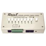 WGL Rain8upb Pro UPB Sprinkler Main Controller, 8 Zones, with Sensor Input