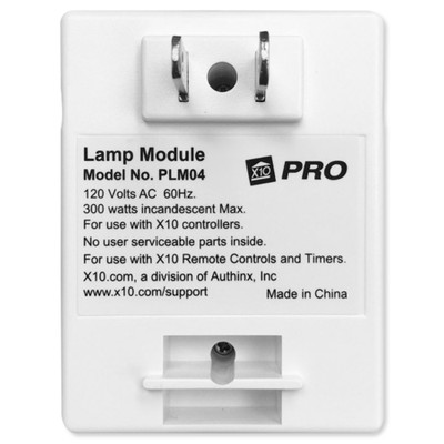 X10 Pro Lamp Module with AGC