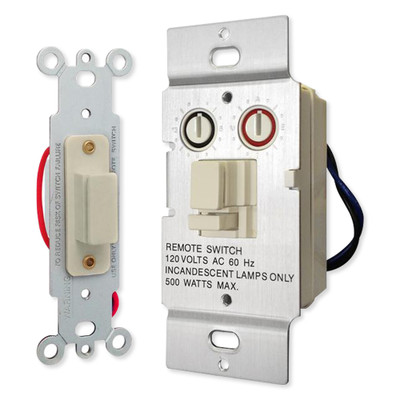 X10 PRO Dimmer Wall Switch, 3-Way, Ivory
