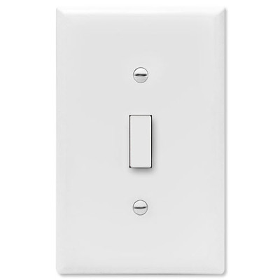 X10 Companion Wall Switch for WS4777, White