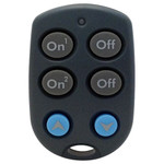 X10 Slimfire Wireless Keychain Remote