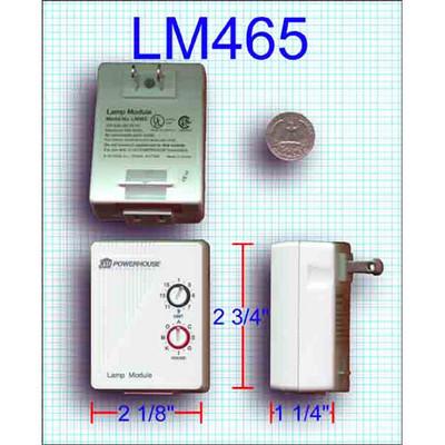 X10 Plug-In Dimmable Lamp Module
