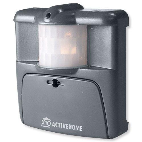 X10 EagleEye Wireless InOutdoor Motion Sensor