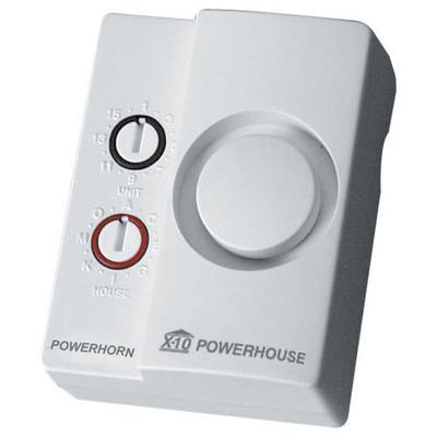 X10 Plug-In Powerhorn Siren Module, 105dB