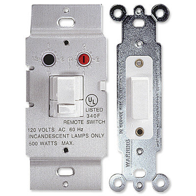 X10 3-Way Dimmer Wall Switch Kit