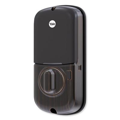 Yale Z Wave Plus Push Button Deadbolt Assure Lock Gen5