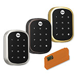 Yale Assure Lock SL Key Free Touchscreen Deadbolt with iM1 HomeKit Module
