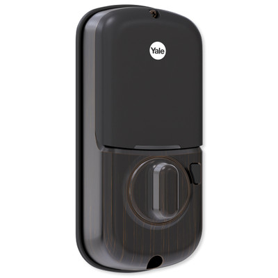 Yale Assure Lock SL Key Free Touchscreen Deadbolt with iM1 HomeKit Module, Oil-Rubbed Bronze