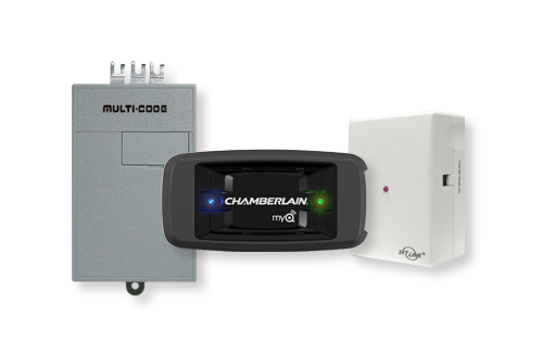 Garage Door Control Receivers