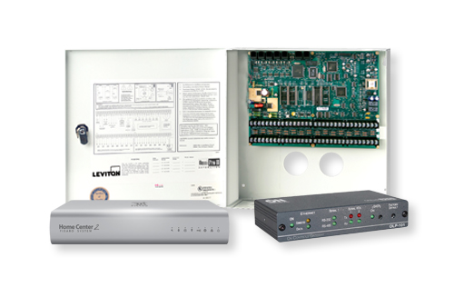 Pro-Grade Home Automation Controllers