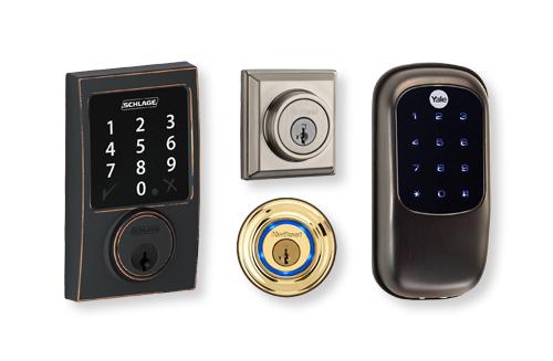 smart door locks smart deadbolts