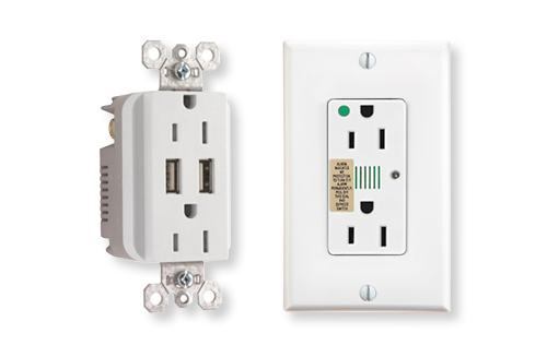 Wall Outlets