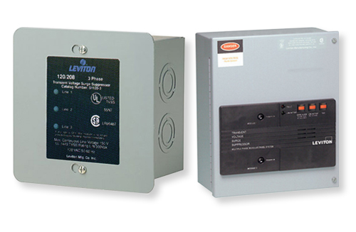 Whole-House Surge Protection
