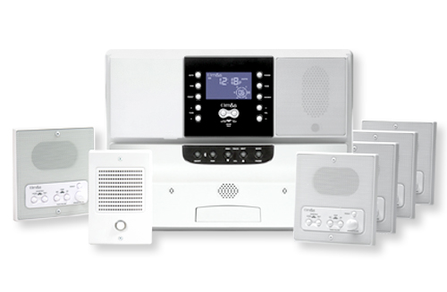 M&S DMC Music & Intercom System