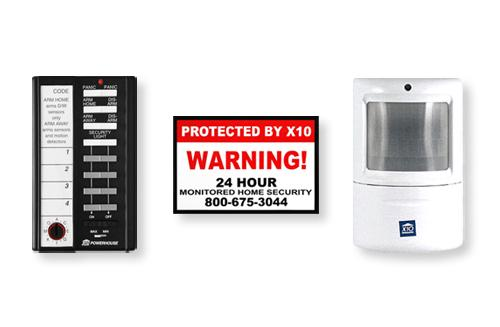 X10 Security Systems
