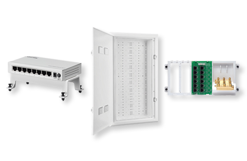 Leviton SMC Structured Wiring System