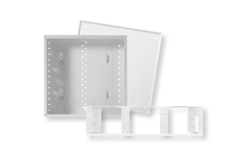 On-Q/Legrand Enclosures & Mounting Brackets