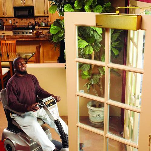 Open Sesame Door Opener Automatic Residential Door Opener