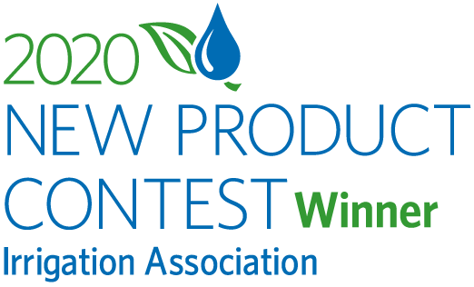 2020 New Product Contest Winner by Irrigation Association
