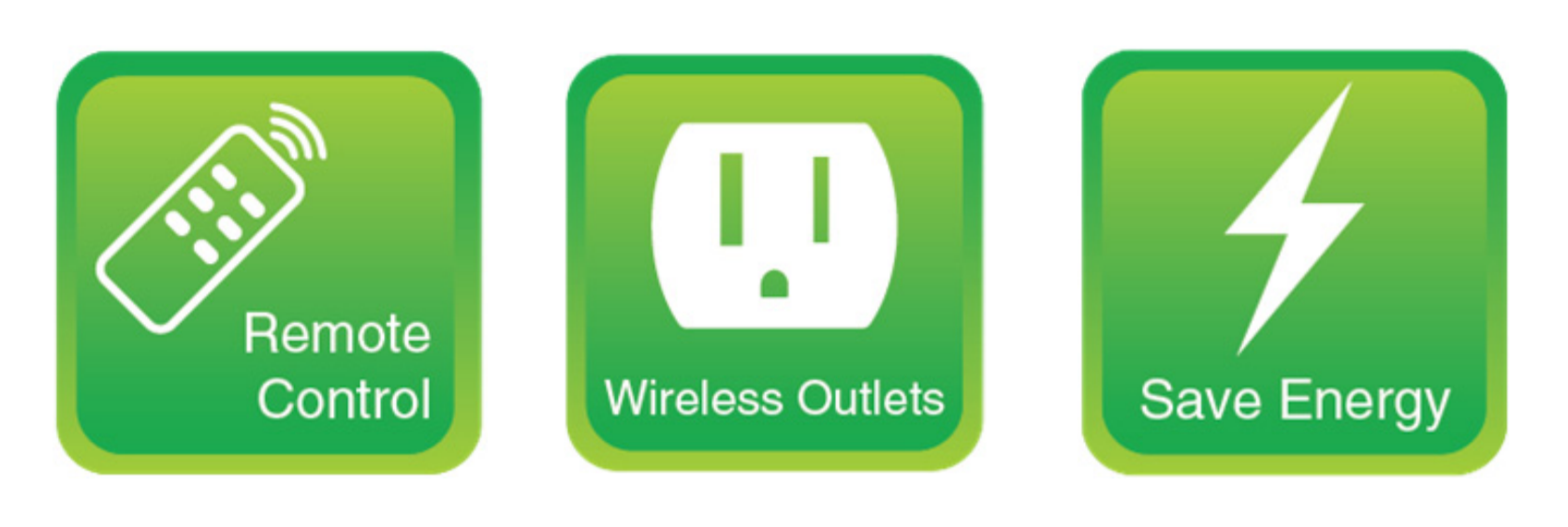 Seco-Larm Enforcer CBA Wireless Outlet Icons
